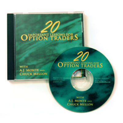 20 Important Lessons for Options Traders