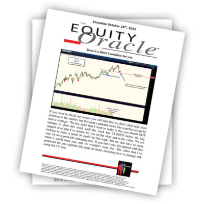 The Equity Oracle